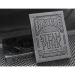 Bicycle Steam Punk Silver