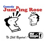 Jumping Rose by Mr. Magic