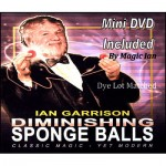 Diminishing Sponge Balls by Ian Garrison