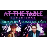 At The Table July 2015 Subscription Video