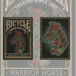 Bicycle Warrior Horse