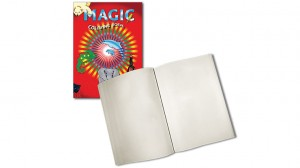 Magic Coloring book (blank pages)