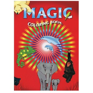Magic Coloring Book (kolorowanka) by Vincenzo Di Fatta