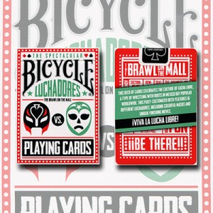 Bicycle Luchadores Deck