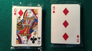 Superior Gaff Set (27 kart) Playing Cards by Expert Playing Card Co