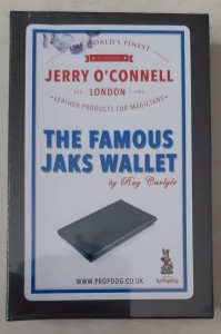 The Famous Jaks Wallet by Ray Carlyle, Jerry O'Connell and PropDog