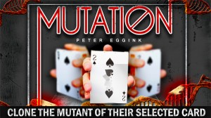 Mutation by Peter Eggink