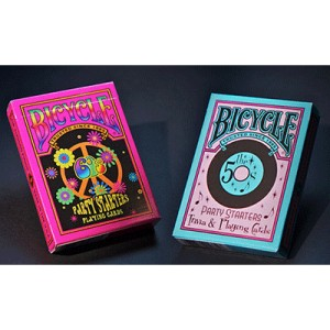 Bicycle Decades Cards (50's)