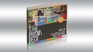 The PRISM Deck by Joshua Jay and Card-Shark