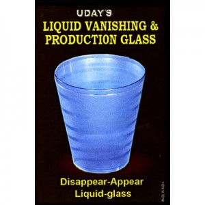 Liquid Vanish & Production Glass by Uday