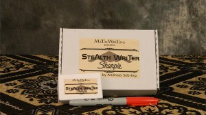 The Sharpie Stealth Writer by MetalWriting