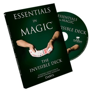 Essential in Magic - INVISIBLE DECK (DVD)
