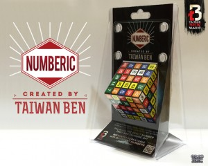 Numberic by Taiwan Ben