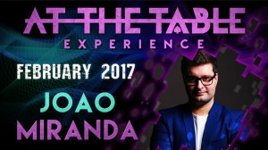 At The Table Live Lecture - João Miranda (15-02-2017) (video DOWNLOAD)
