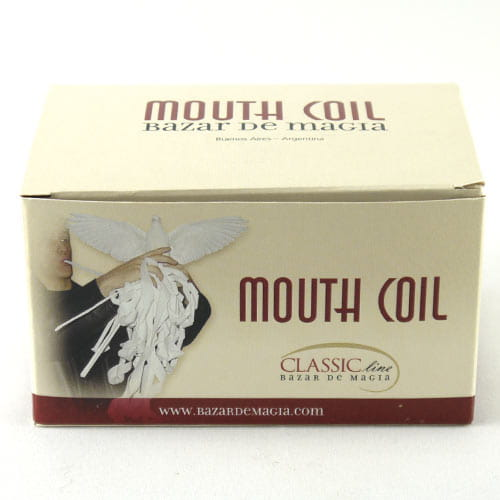 Mouth Coil (50 Ft 30 m.) by Bazar de Magia